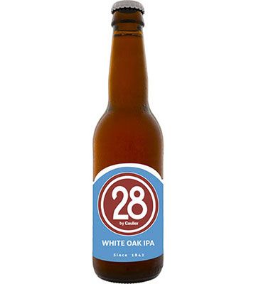 Caulier 28 White Oak IPA 33CL