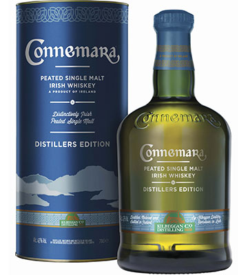 Connemara Distillers Edition