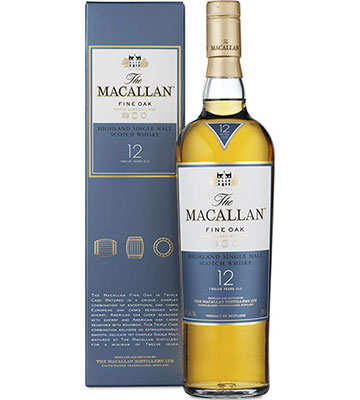 Macallan Fine Oak 12 ans