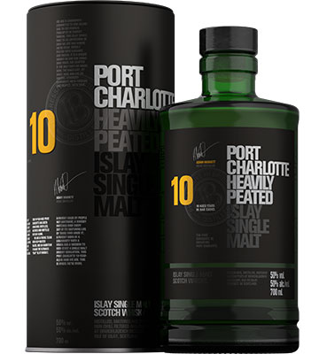 Port Charlotte 10 ans - Islay Single Malt