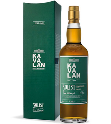 Kavalan Port Cask - Malt Whisky