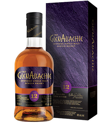 GlenAllachie 12 ans - Single Malt Whisky