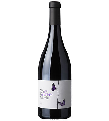 No Sex For Butterfly Grenache Noir 2018 - Château de Valcombe
