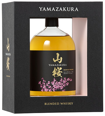 Whisky Yamazakura Blended - Coffret