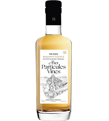 Whisky Aux Particules Vines