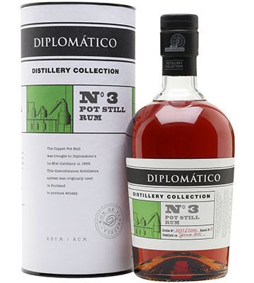Diplomatico Distillery Collection N°3 Pot Stilll