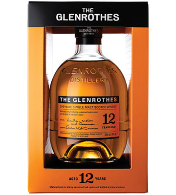 Whisky The Glenrothes 12 ans