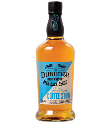 Whisky The Dubliner Beer Cask Finish