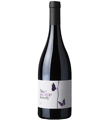 No Sex For Butterfly Grenache Noir 2019 - Château de Valcombe