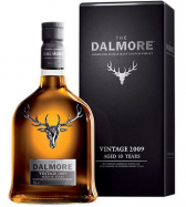 The Dalmore Vintage Sherry Fnish 2009