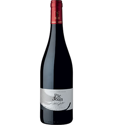 Cuvée Insolence Rouge 2019 - Domaine Pic Joan